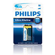 (Battery  Philips(6LR61E1B