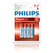 (Battery  Philips(LR03P4B