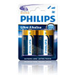 (Battery  Philips(LR20E2B