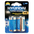 Battery HYUNDAI(Alkaline TURBO)