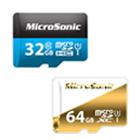کارت حافظه  میکروسونیک .64U3  .32U1